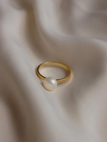 Photo of DHRUVA Pearl Ring