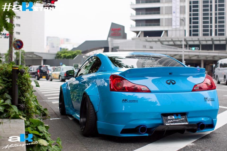 Photo of AK Motorsports Nissan Skyline – MPPSOCIETY