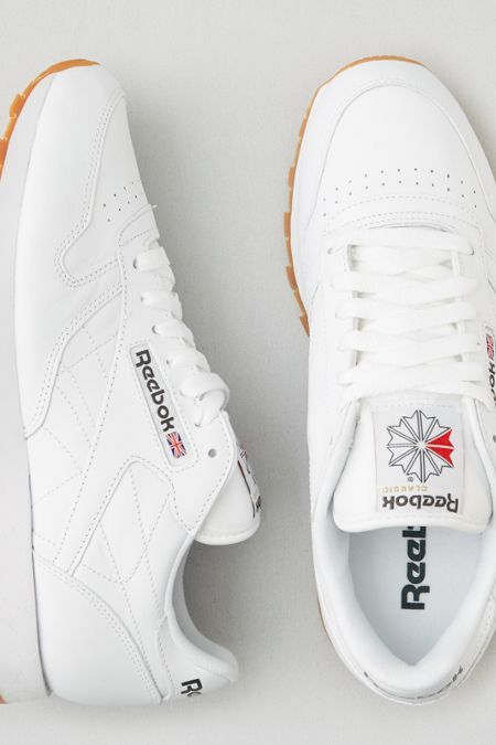 1918d1f7c10 AEO Reebok Classic Leather Sneakers