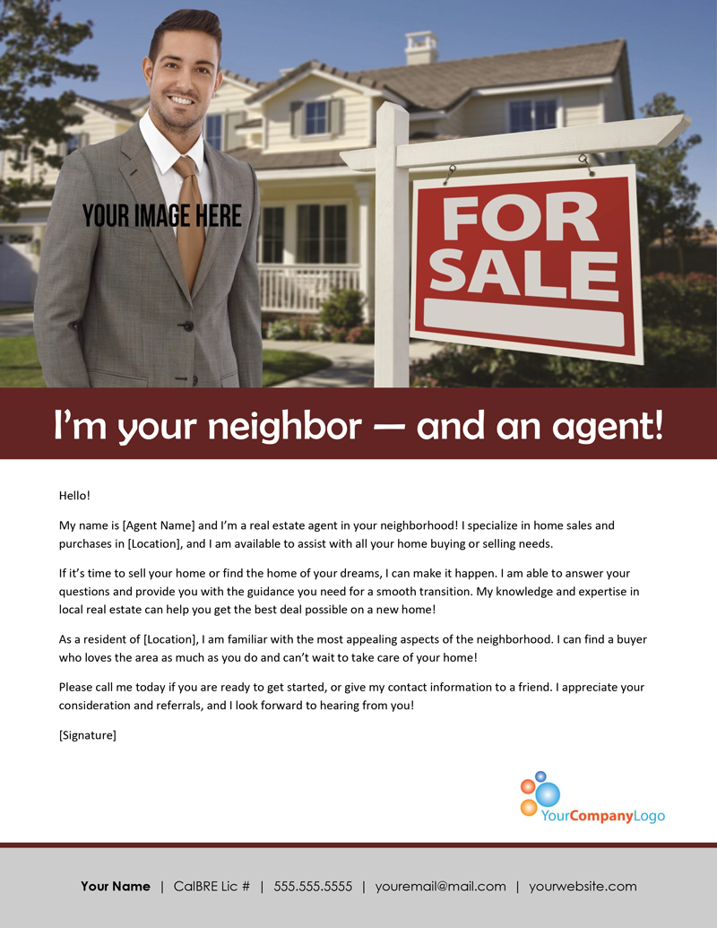 Farm I M Your Neighbor And An Agent First Tuesday Journal Real Estate Agent Marketing Real Estate Marketing Strategy Real Estate
