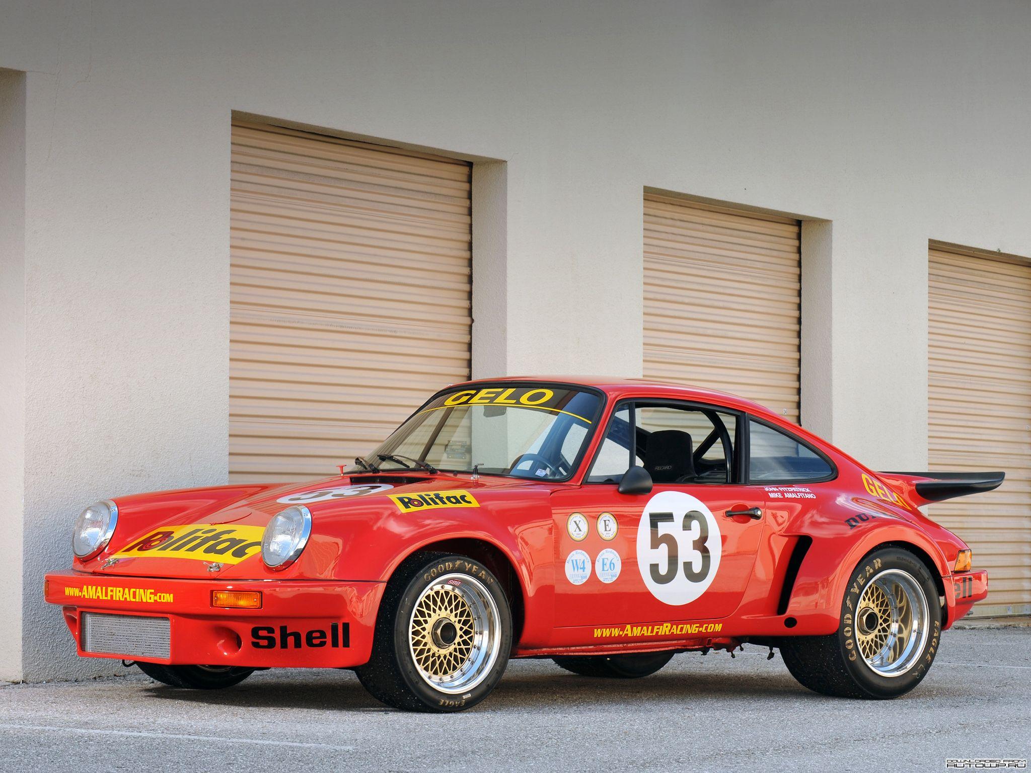 1974 77 Porsche 911 Carrera Rsr Porsche Gt Porsche Porsche 911