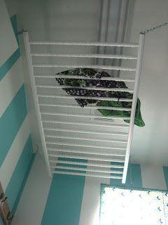 Fabulously Flawed Diy Diy Ceiling Laundry Room Diy Crib