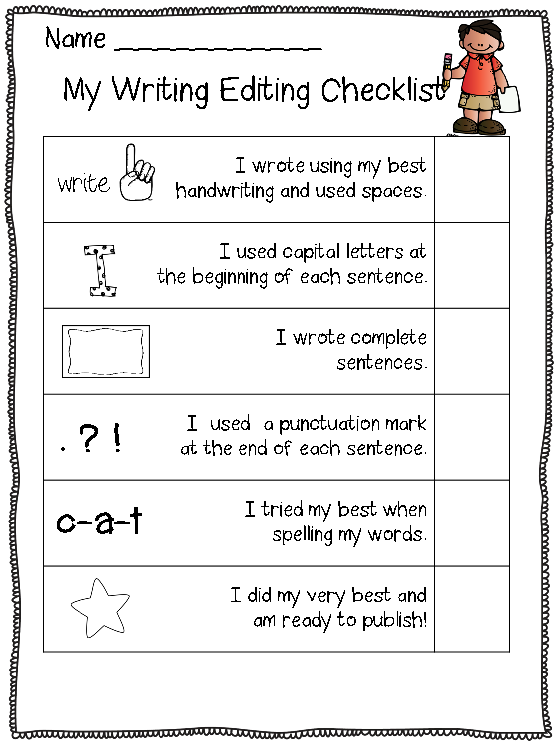 First Grade Writing Sentences Worksheets   Printable Worksheets and  Activities for Teachers [ 1500 x 1125 Pixel ]