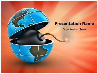 Global and bomb powerpoint template is one of the best powerpoint global and bomb powerpoint template is one of the best powerpoint templates by editabletemplates toneelgroepblik Images