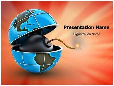 Global and bomb powerpoint template is one of the best powerpoint global and bomb powerpoint template is one of the best powerpoint templates by editabletemplates toneelgroepblik Gallery