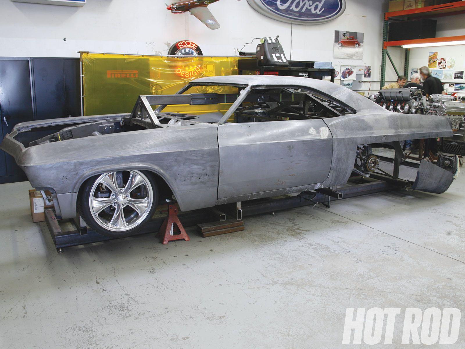 1965 impala bling botox beer bling