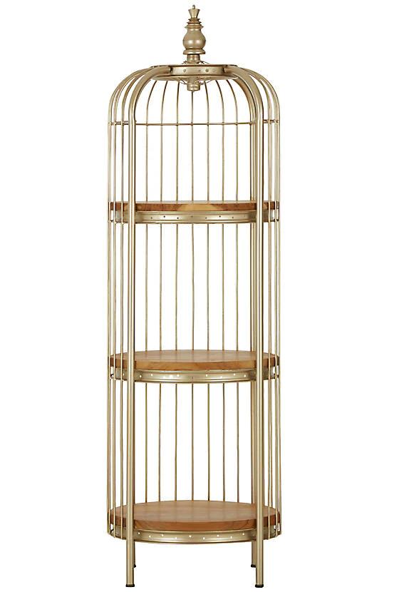 Mantis Birdcage Shelf Unit En 2020 Con Imagenes Mobiliario