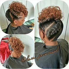 082014 3D under braid pinup | Hairstyles to try | Pinterest | 3d ...