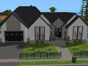 27003 Mod The Sims Sweet Small House Small House House House Exterior