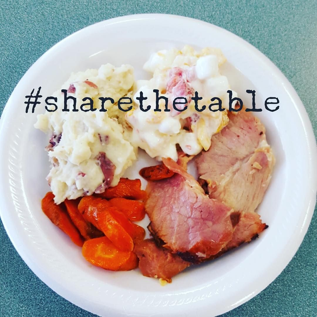 Every #Sunday at #HCC all are welcome at the table #sharethetable #loveallserveallwelcomeall #community #churchfamily