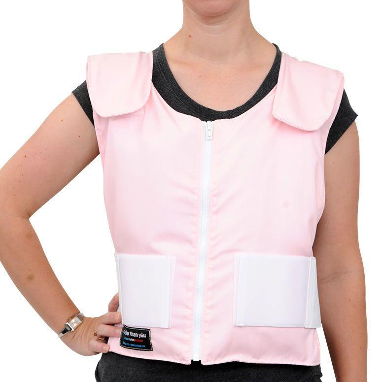 The Original Cooling Vest From Glacier Tek Body Cooling Vests
