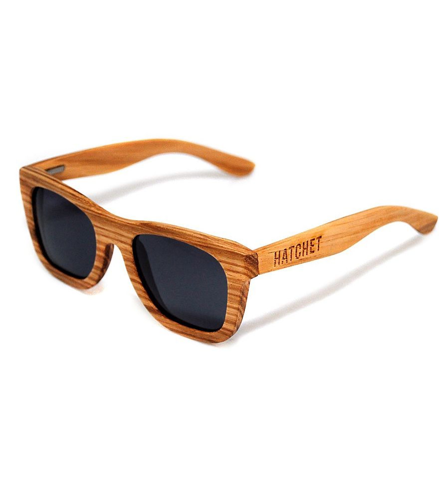 Santa Cruz Wood Sunglasses
