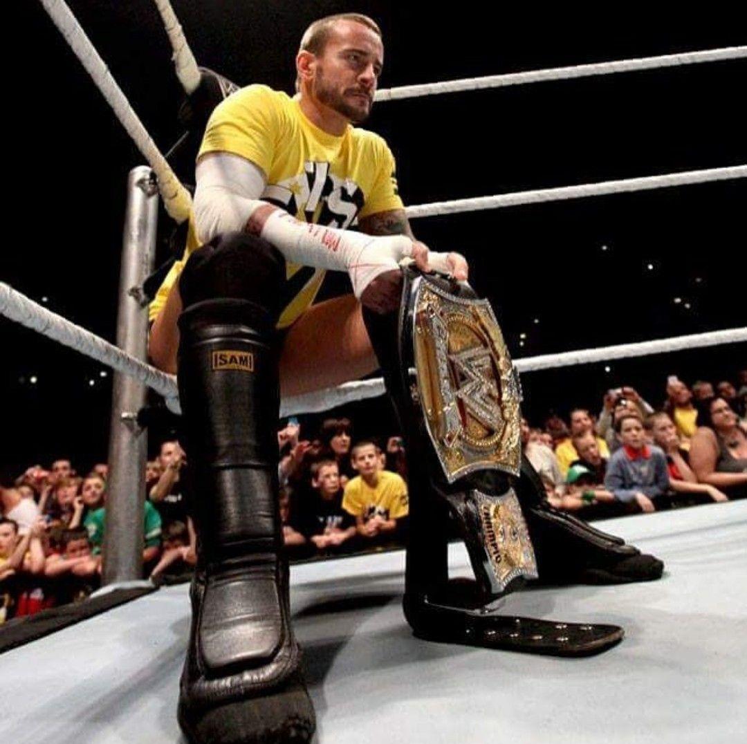 Randy orton tattoos celebritiestattooed com - Wwe World Heavyweight Champion Cm Punk