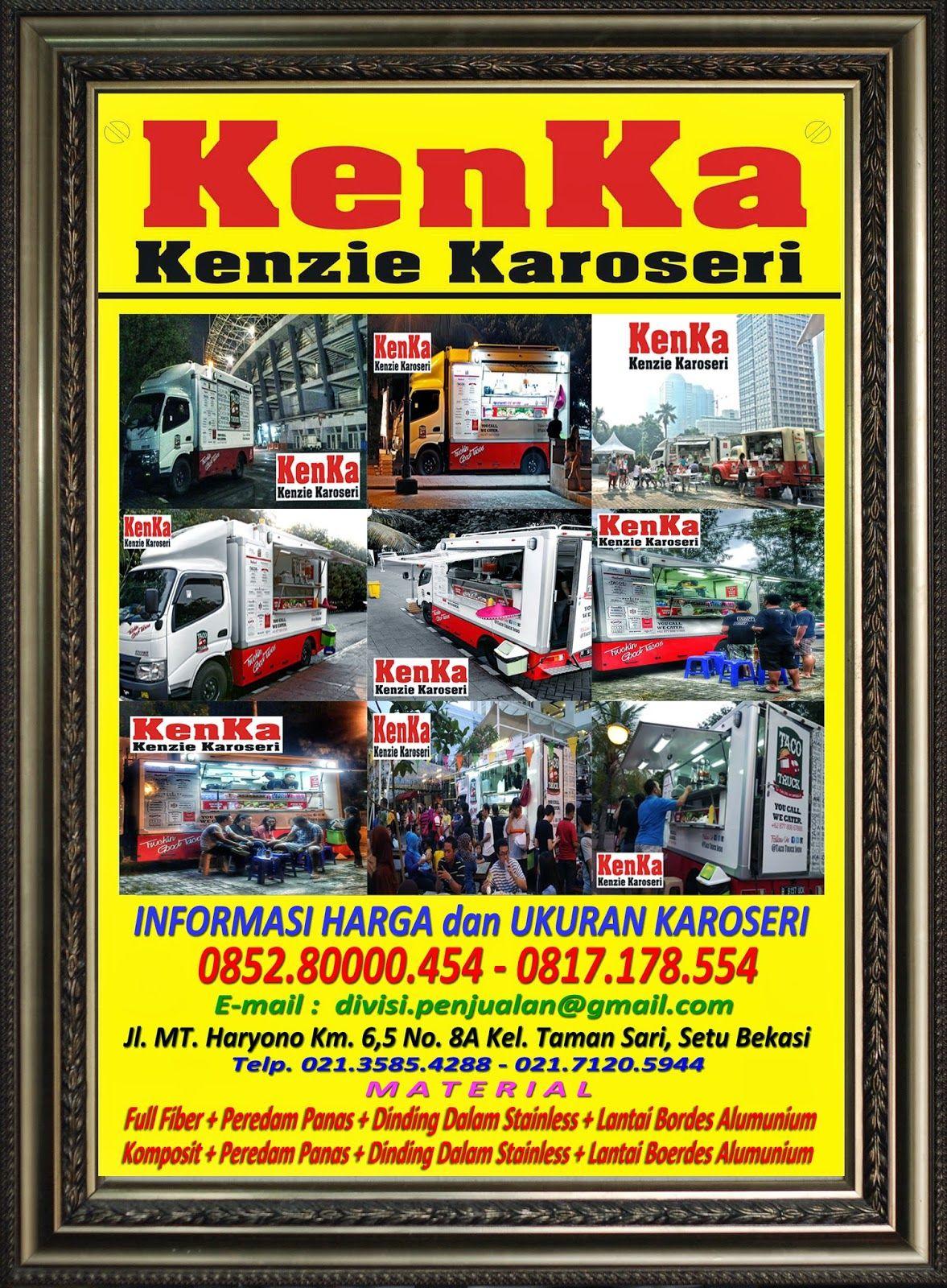 Informasi Harga Pembuatan Karoseri Food Truck SEGERA KUNJUNGI WEBSITE KAMI