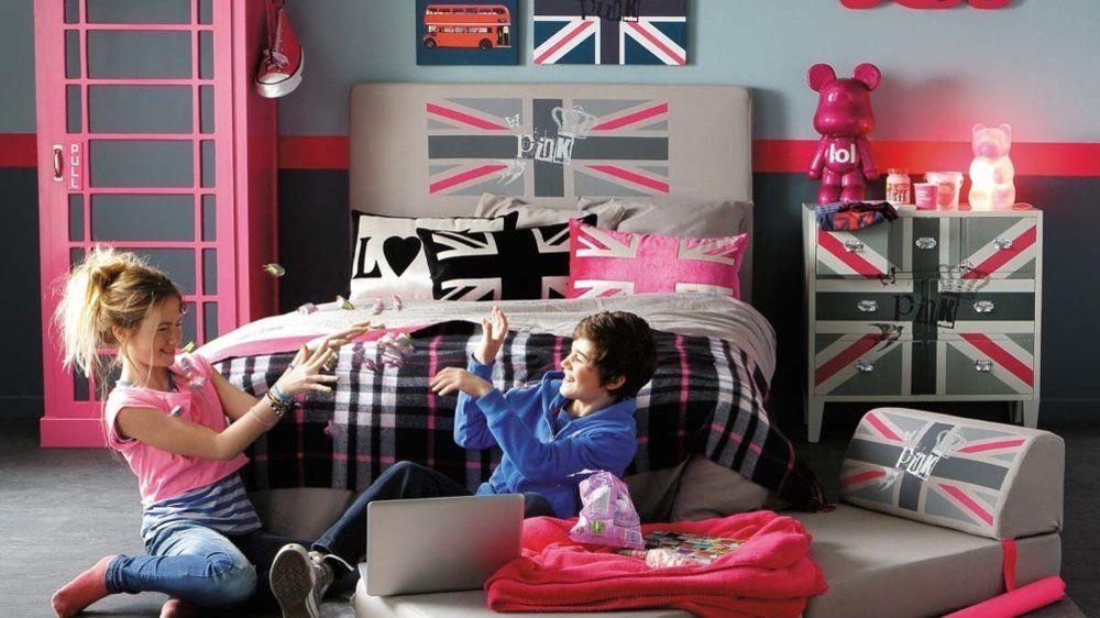 Quelles couleurs accorder pour une chambre du0027ado tendance ? Room