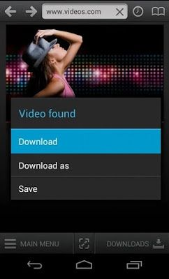 Downloader and Private Browser Apk For Android – Mod Apk