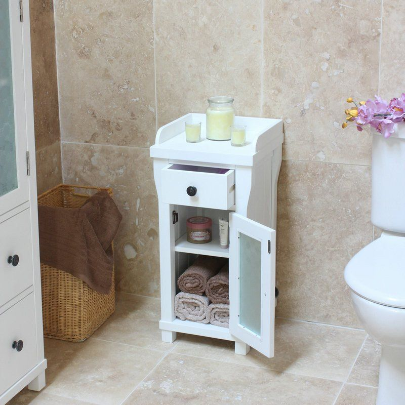 hampton solid ash closed small bathroom unit bathroom cabinet baumhaus space - Small Bathroom Cabinets Uk