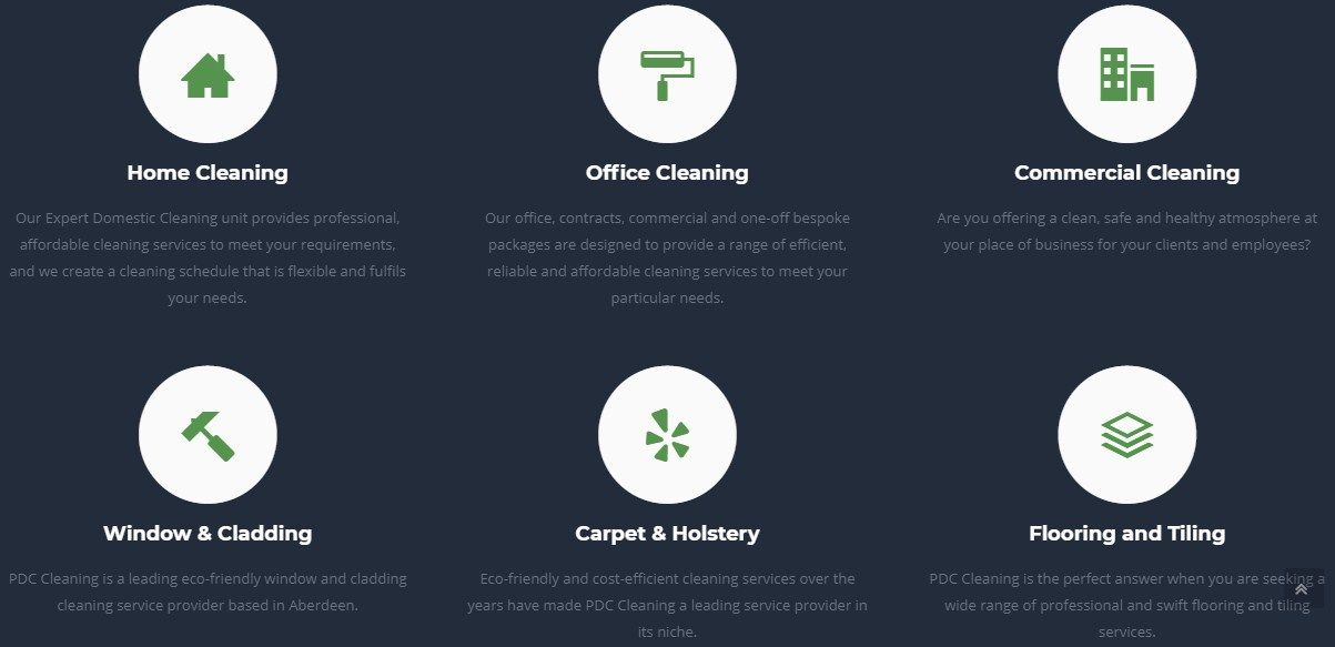 PDC Cleaning Offers Superior Cleaning Services For Domestic And