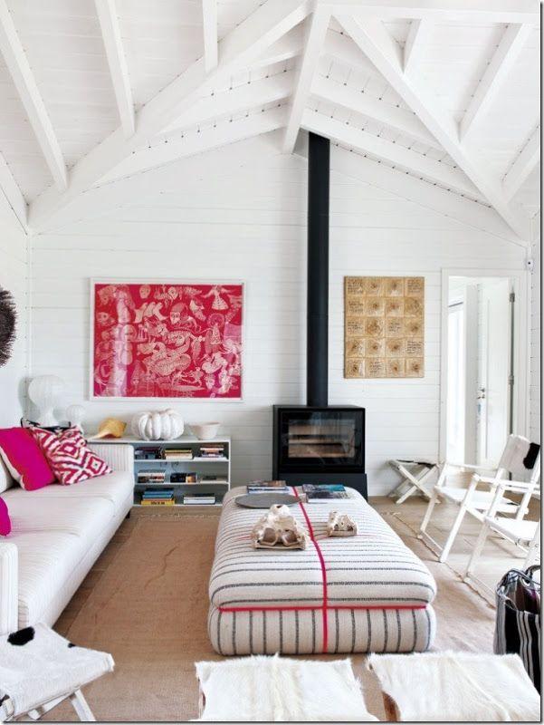 Great Arredare La Casa Al Mare   Idee Per Una Casa Fresca E Chic