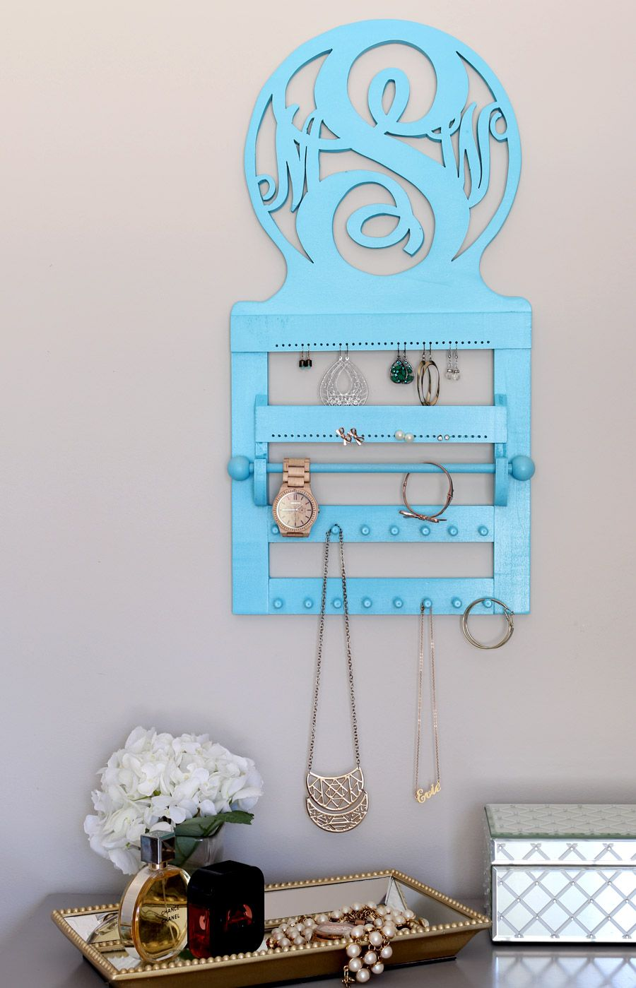 PB Teen Inspired Jewelry Organizer PB Teen Teen jewelry and Teen
