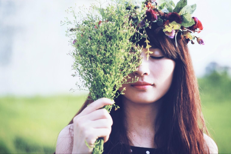 Flower crown by picsart artist titagpd picsnic flower crown by picsart artist titagpd izmirmasajfo
