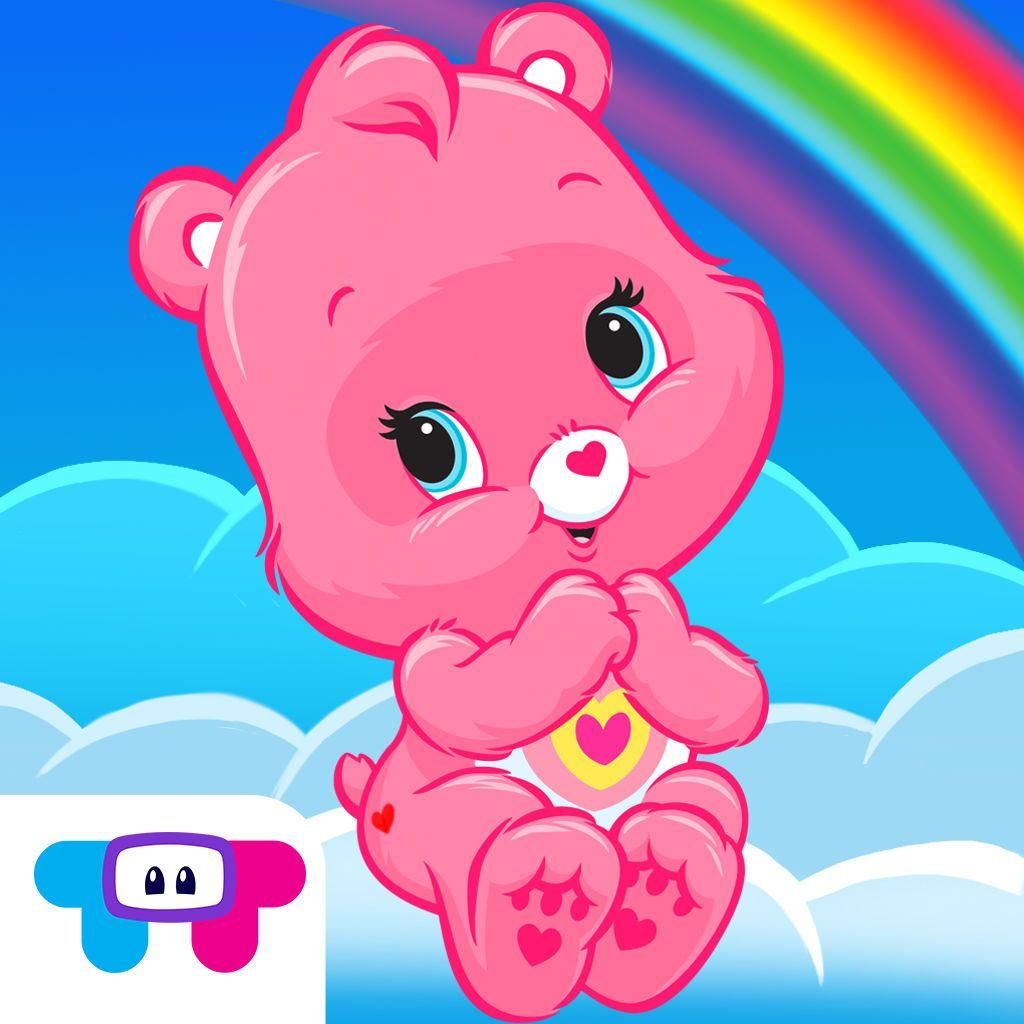 Care bears rainbow playtime on the app store care bears