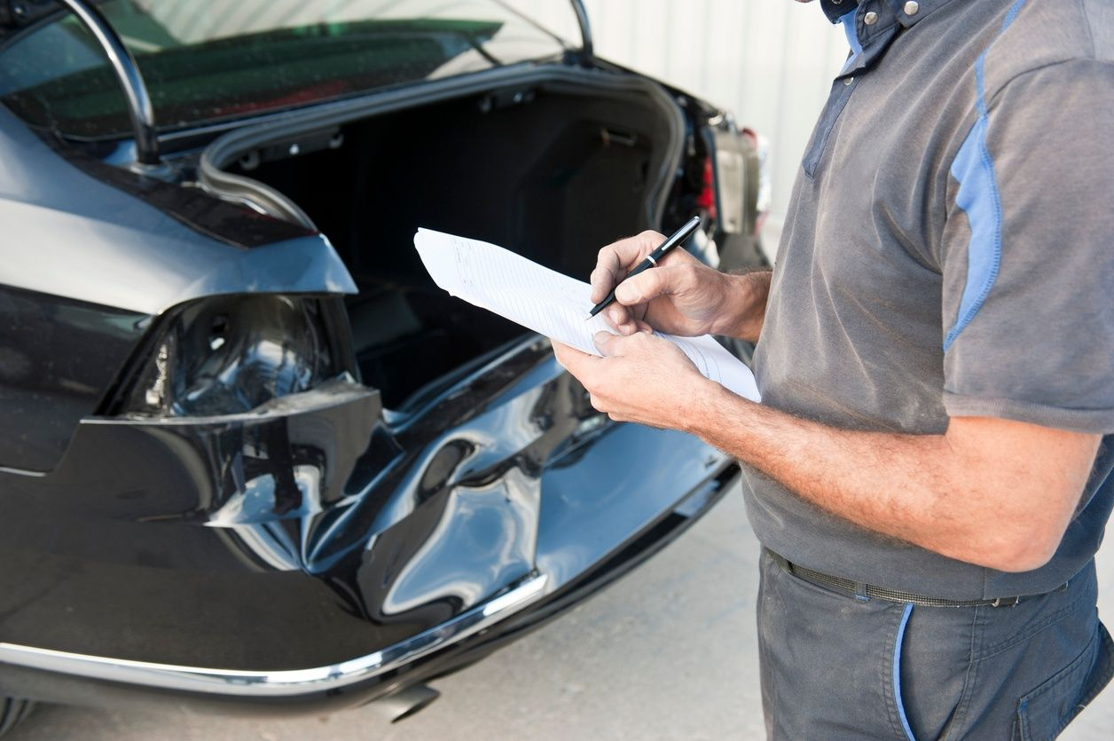 It S Best To Pick A Collision Repair Facility That Is Acknowledged