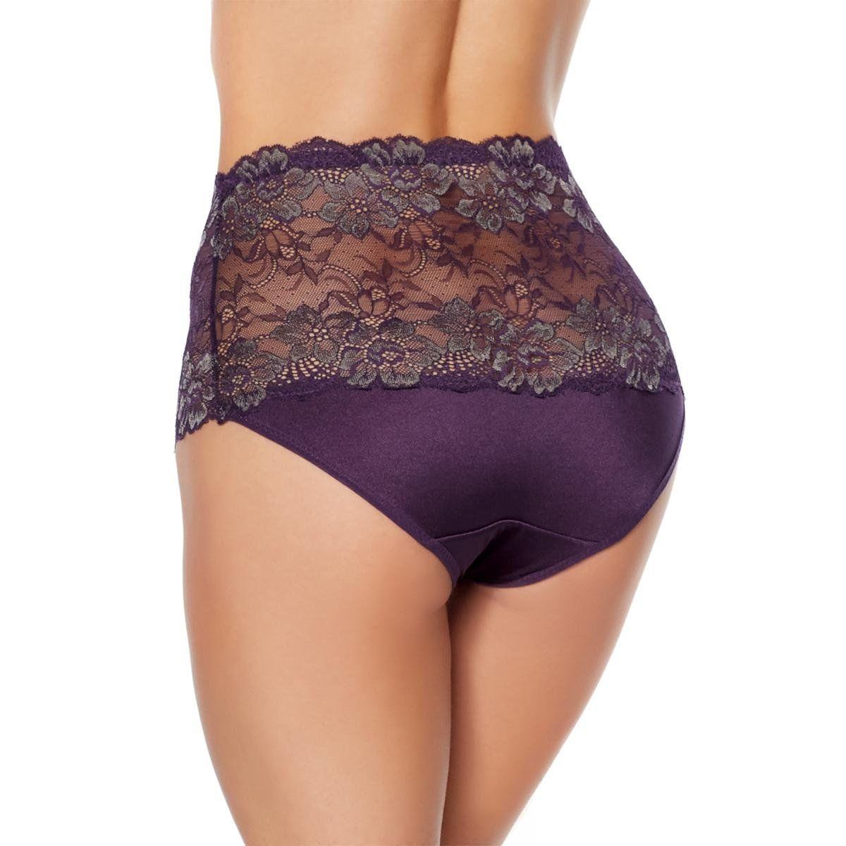 Lace Overlay Panties Scenes