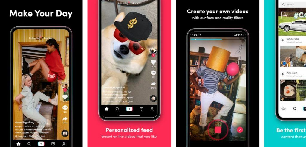 Tik Tok Apk Download Tik Tok For Android Videos Music Videos Freestyle
