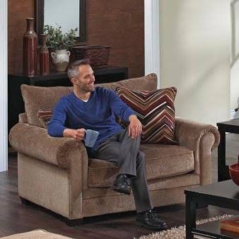 jackson furniture anniston chair and 1 2 in saddle 4342 01 rh pinterest com