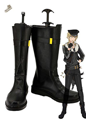 Cosplay shoes, Shoe boots