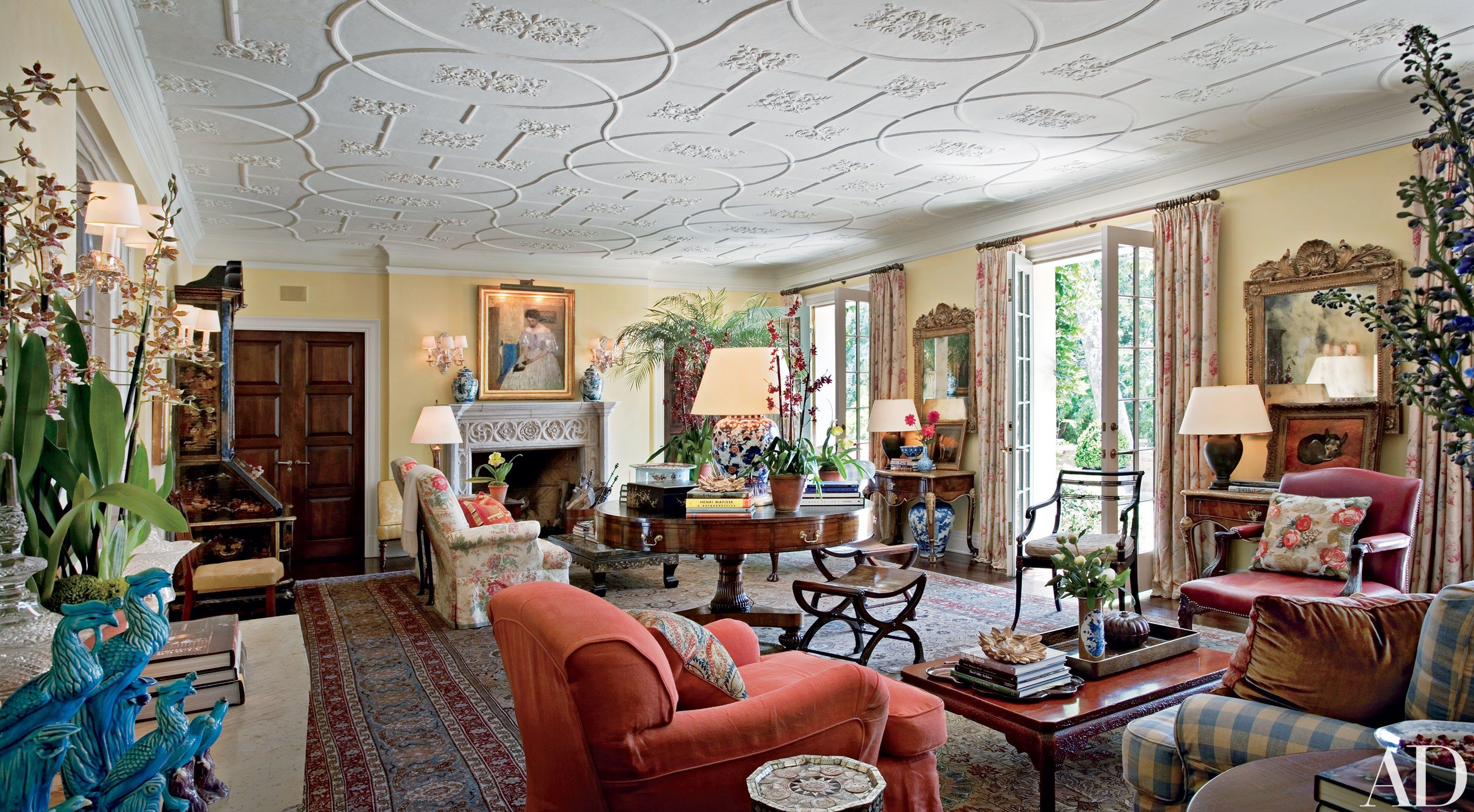 Famous interior designer Michael S Smith creates