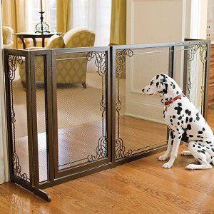 Pet Gate Frontgate Dog Gate : Indoor Safety Gates : Pet Supplies ...