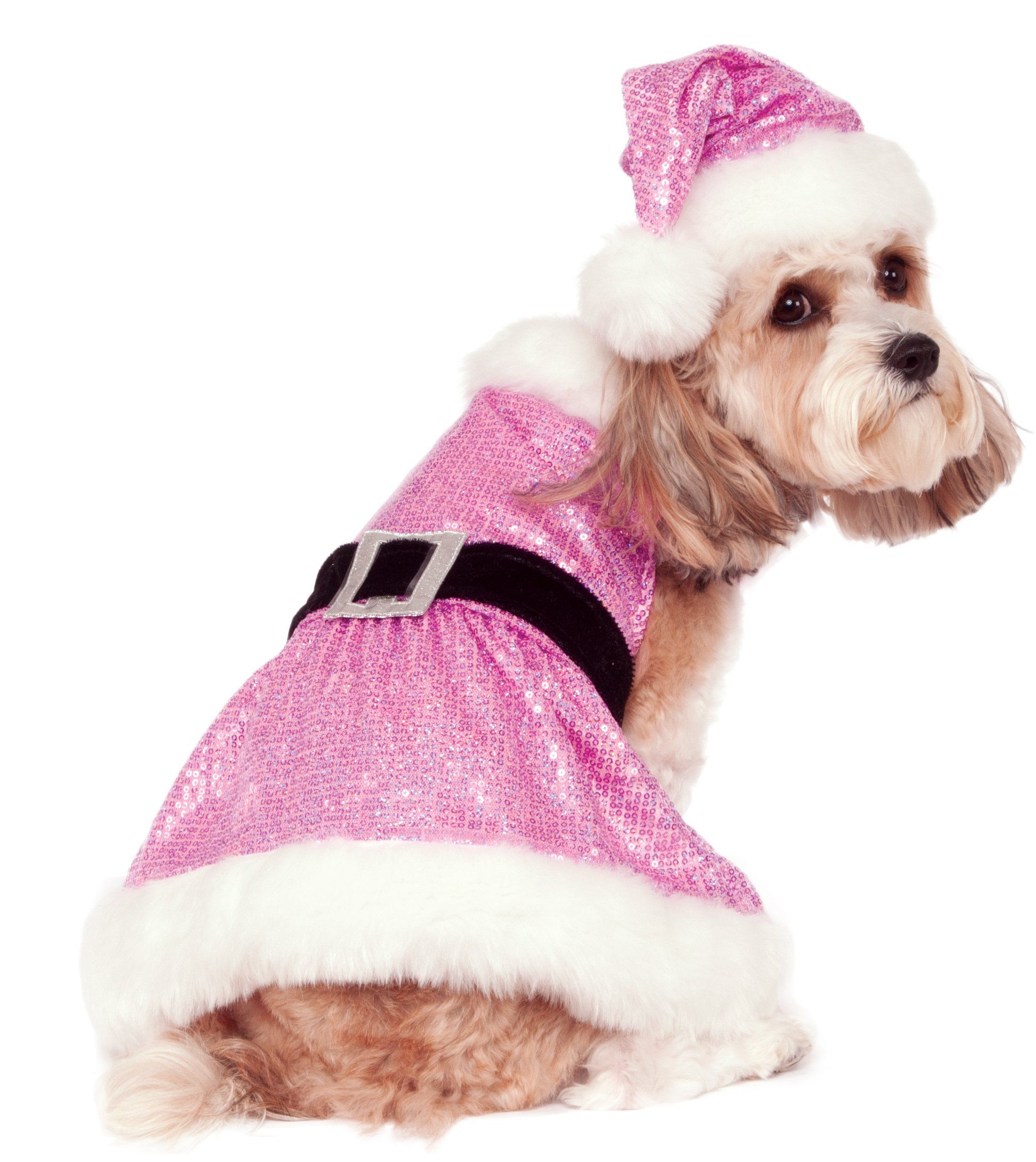 Rubies Costume Sequin Mrs. Claus Pet Costume Medium -- Be sure to check out  sc 1 st  Pinterest & Rubies Costume Sequin Mrs. Claus Pet Costume Medium -- Be sure to ...