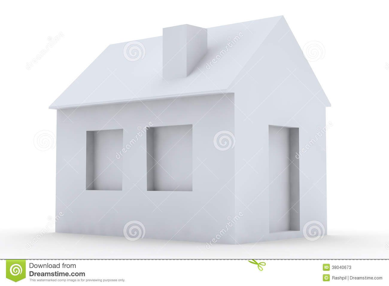 simple house 3d Google Search simple