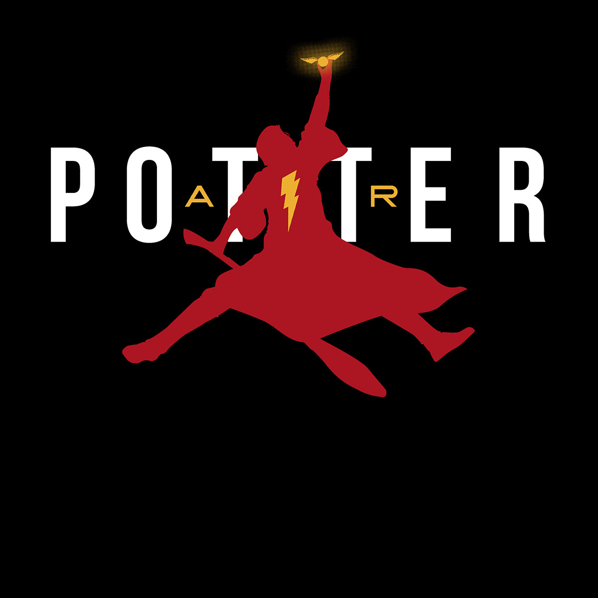 Air Potter. Shirtpunch, Pop culture shirts, Daily tees
