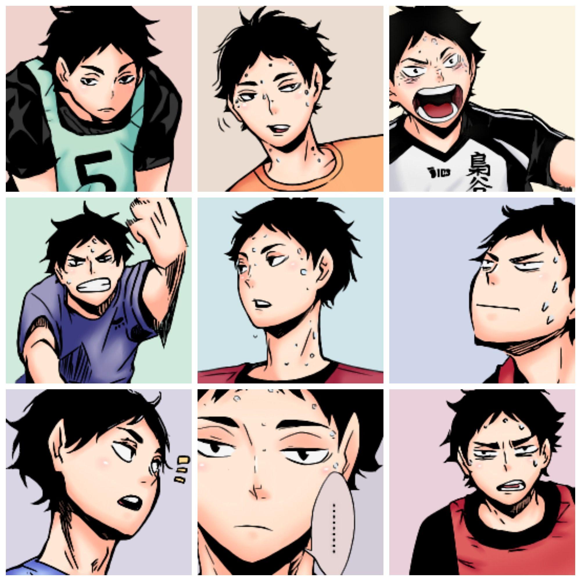 Akaashi Keiji [Fukurodani] ~ Haikyuu!! (Anime, Deportes, Shonen, Volleyball)