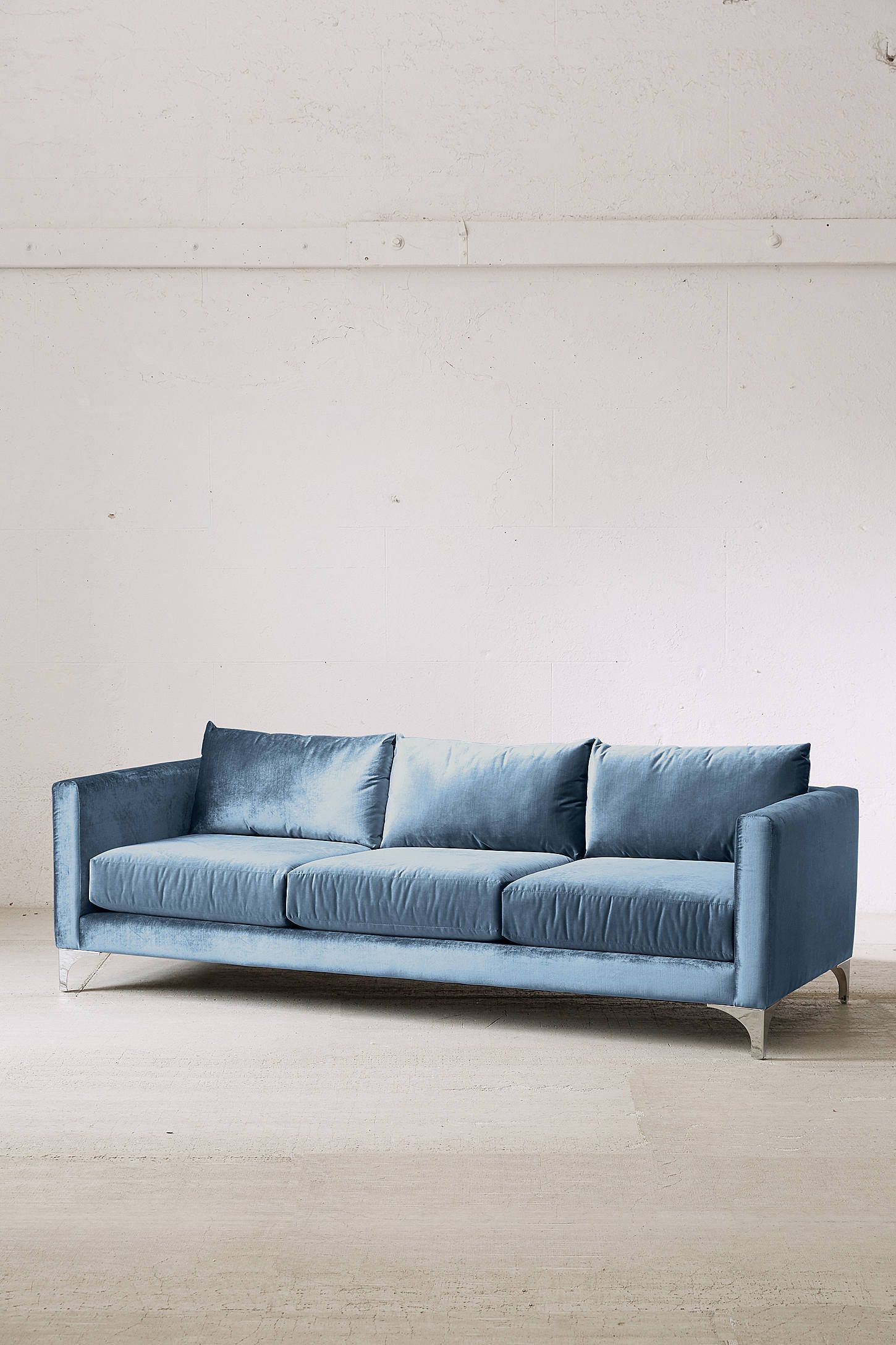 chamberlin velvet sofa | office designs, living rooms and room