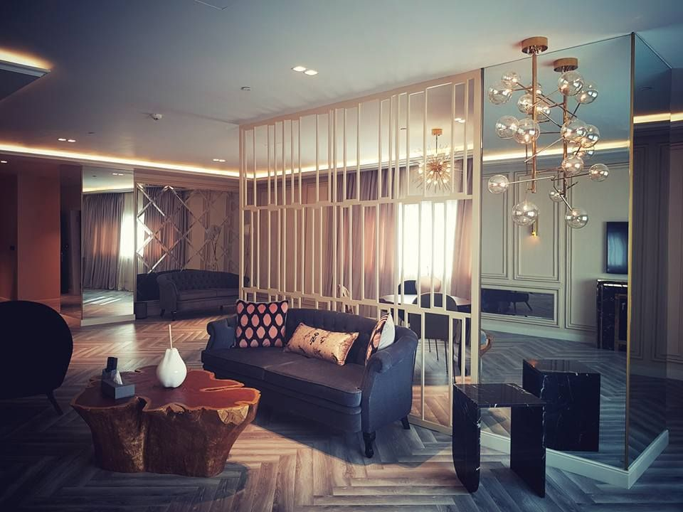 Presidential Suite Interior By Arris Engineers