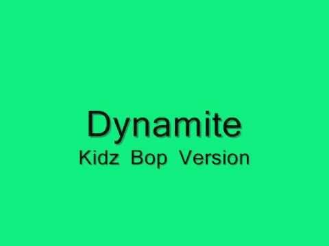 Kids Bop Dynamite
