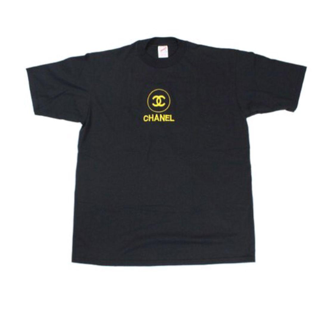 d30cffea300b0d Vintage Bootleg Chanel T-shirt Price:$69 Size:XL REALLYDOPEVINTAGE.COM Link