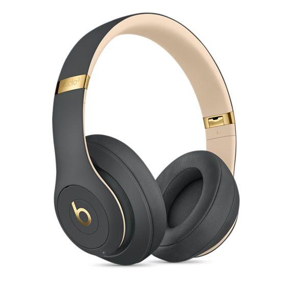 Beats Studio3 Wireless Over Ear Headphones Matte Black Apple Beats Headphones Wireless Bluetooth Noise Cancelling Headphones Wireless Headphones