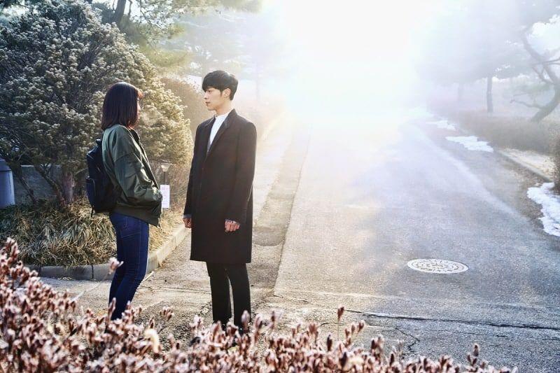 "Red Velvet's Joy and Woo Do Hwan's Game Of Seduction Begins In New ""Tempted"" Stills"