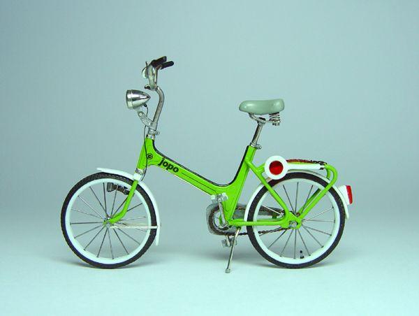 Vintage Finnish Jopo bike Yksivaihde.net