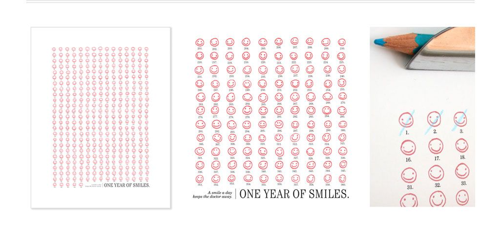 one year of smiles