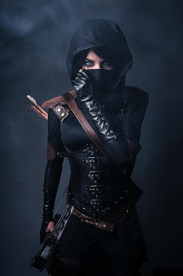 black haired medieval warriors female fan art - Google Search