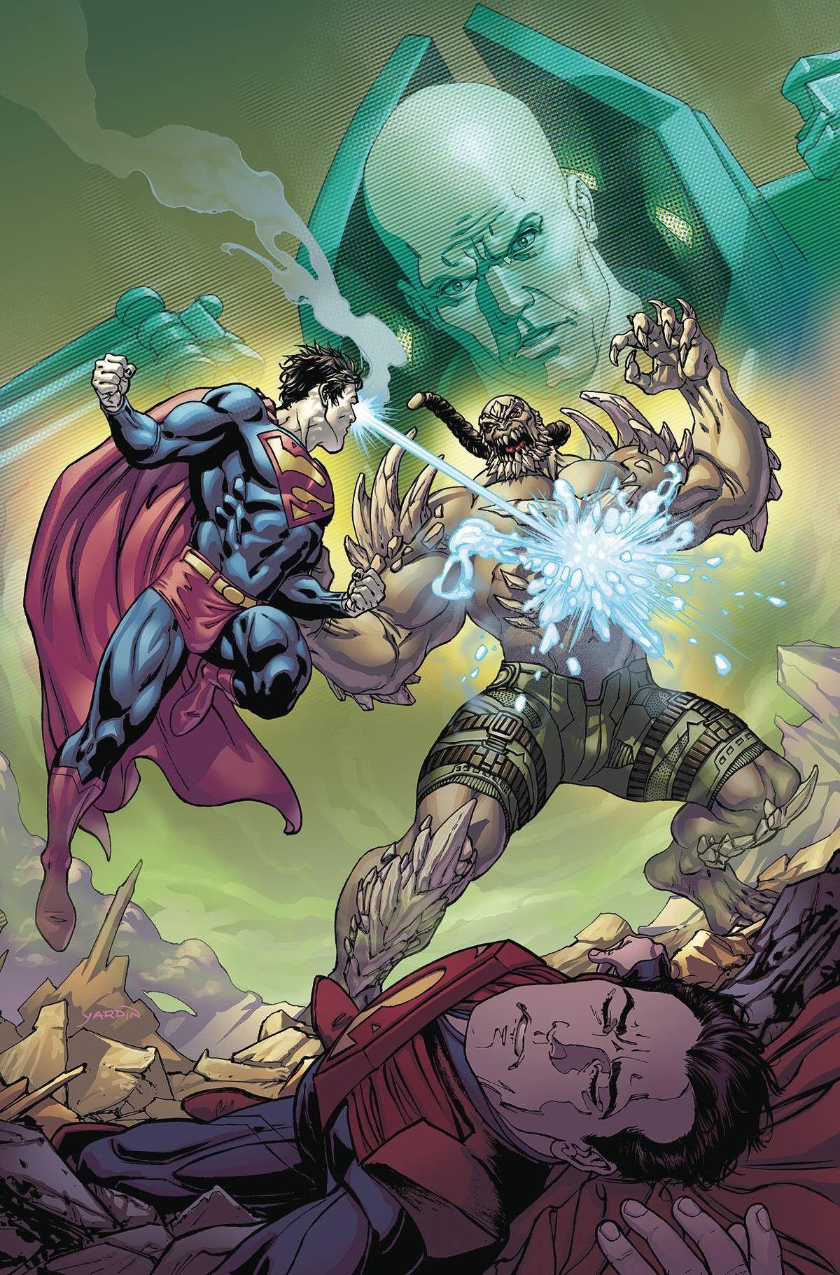 Injustice Gods Among Us Year Five 10 Comics Superman Art Injustice Comic