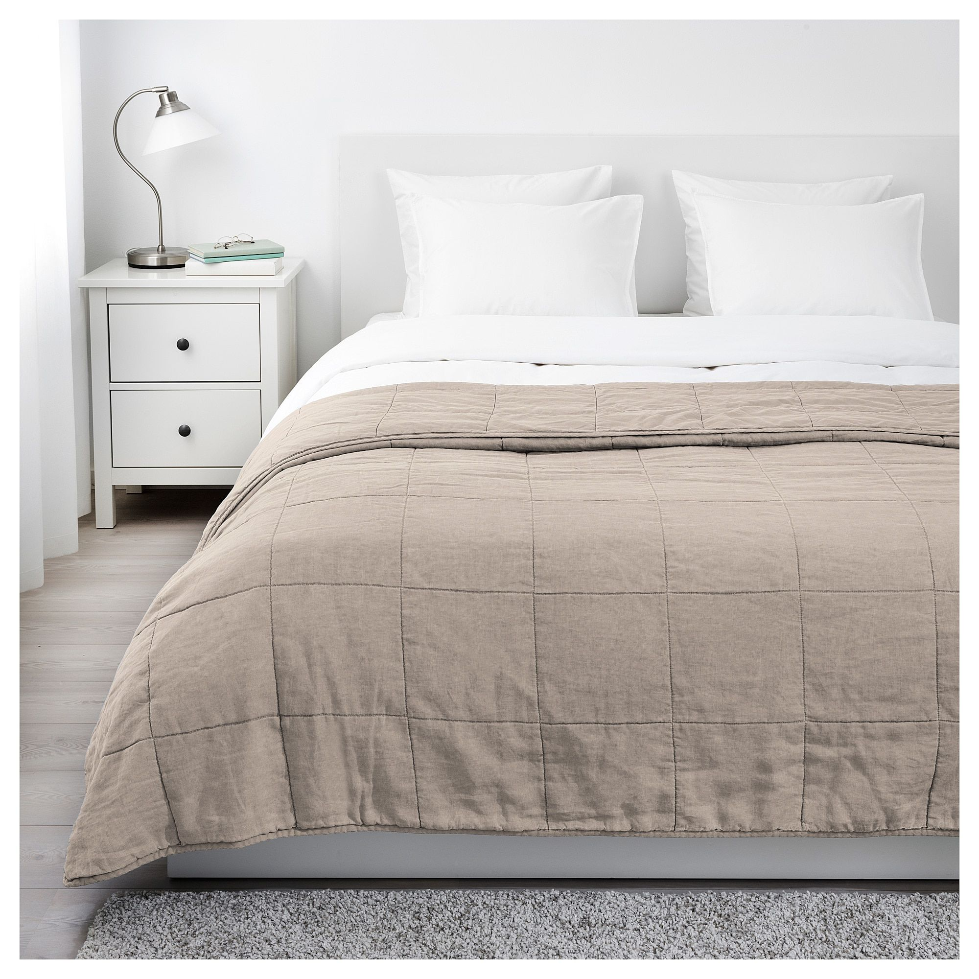Ikea Gulved Bedspread Natural Tagesdecke Ikea Und Tagesdecke