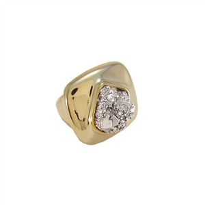 Galactic Rocks Statement Ring, Karla Deras for Roman Luxe