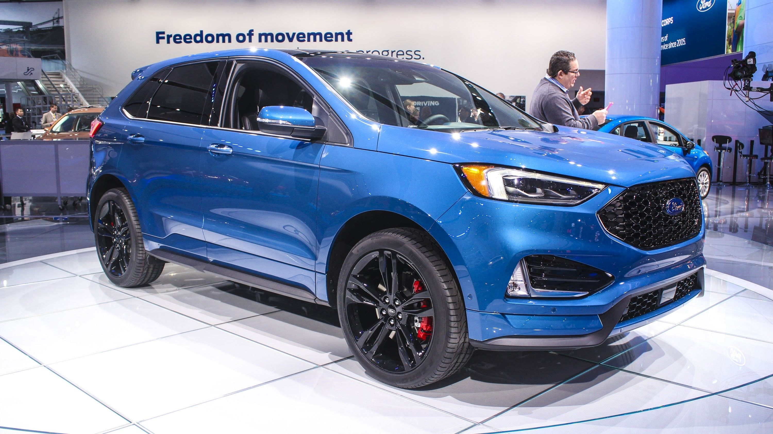 2019 Ford Edge Sport Specs And Review Ford Edge Ford Edge Sport